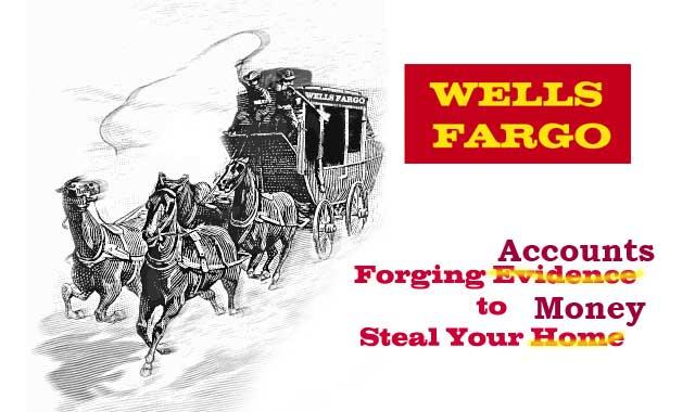 Wells Fargoforge